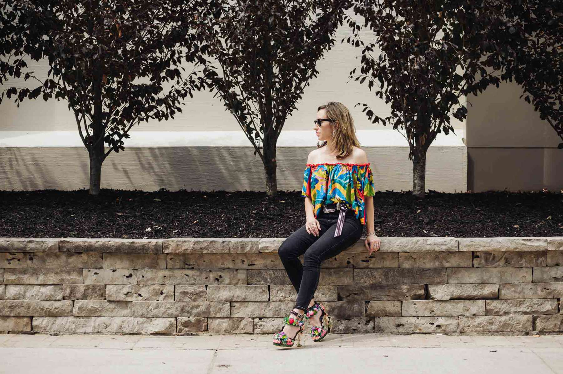 Lifestyle blogger editorial yorkville Toronto